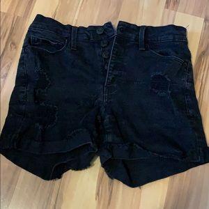 Size 5 mudd high waisted shorts